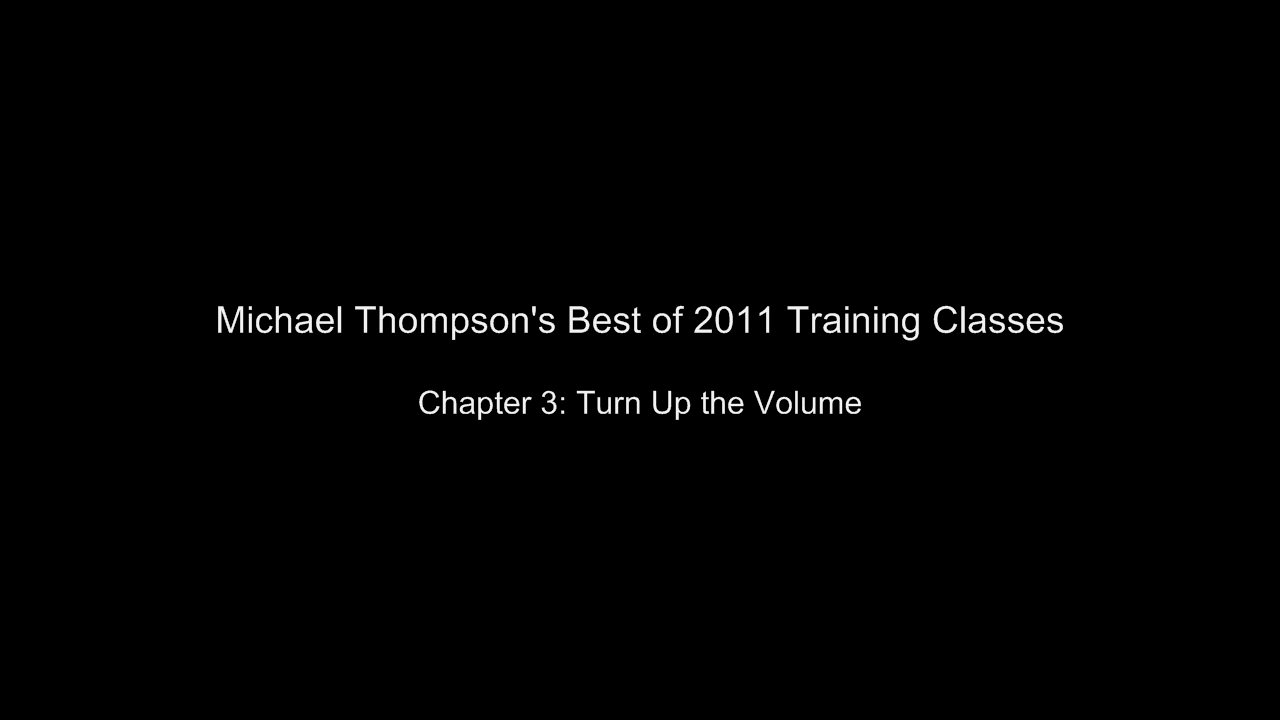 Videos by: Michael Thompson